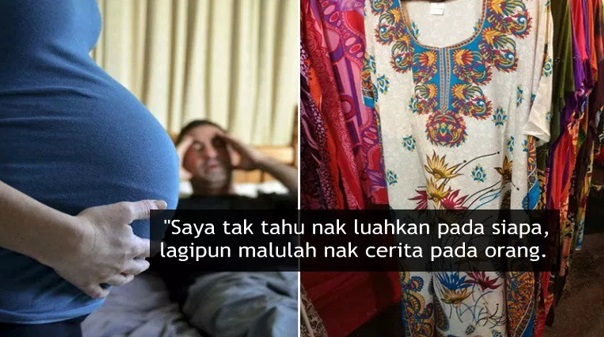 Isteri Mengandung Mengidam Teringin Lihat Suami Pakai Baju Kelawar. Lihat Apa Yang Suaminya Lakukan.