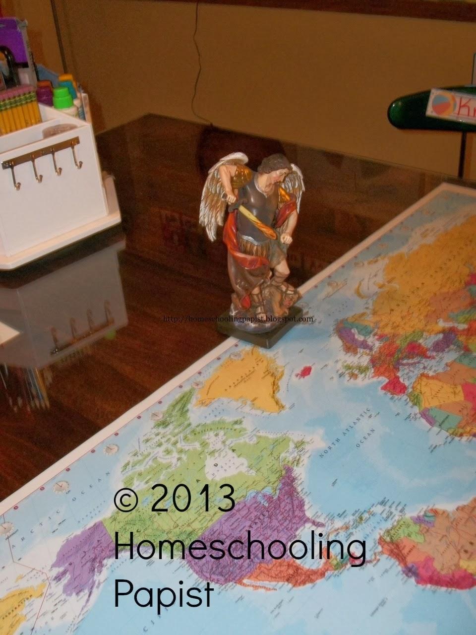Homeschooling Papist My Craigslist Homeschool Room