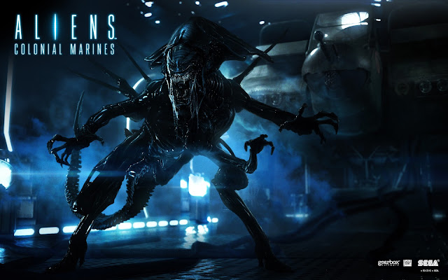 aliens colonial marines 2013 game fundos papel de parede