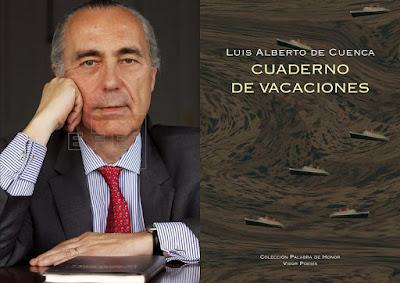 Luis Alberto de Cuenca, Cuaderno de vacaciones