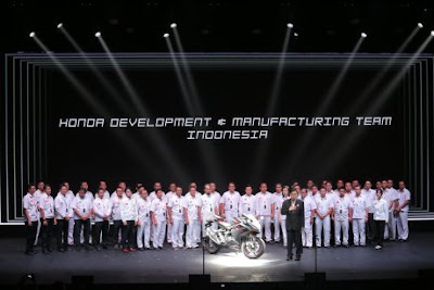 Honda Development Team Manufacture Indonesia