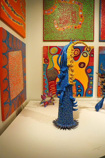 Yayoi Kusama Infinity Mirrors Photos Toronto Exhibit