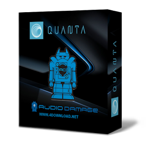 Audio Damage - AD046 Quanta Full version