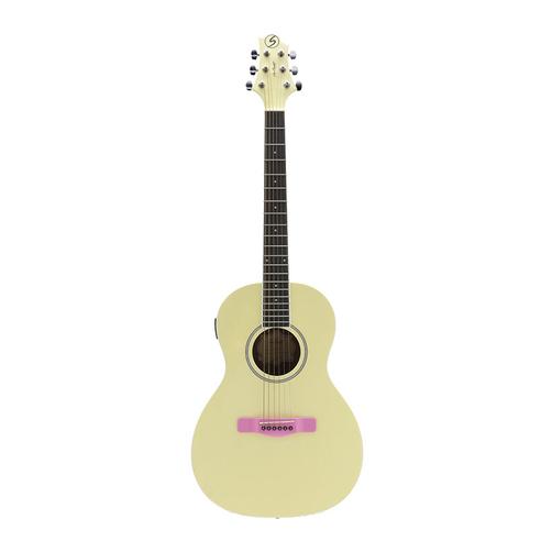dan guitar acoustic Samick P-2T