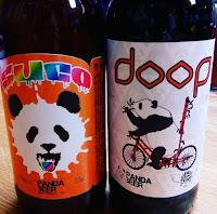 Suco y Doop. Panda Beer