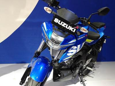 Suzuki GSX-S150 front view