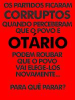 voto lei eleitoral, corrupção portugal