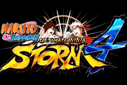 Download Naruto Shippuden: Ultimate Ninja Storm 4 v2.0 Apk Mod (All Skills Unlocked) Terbaru Gratis