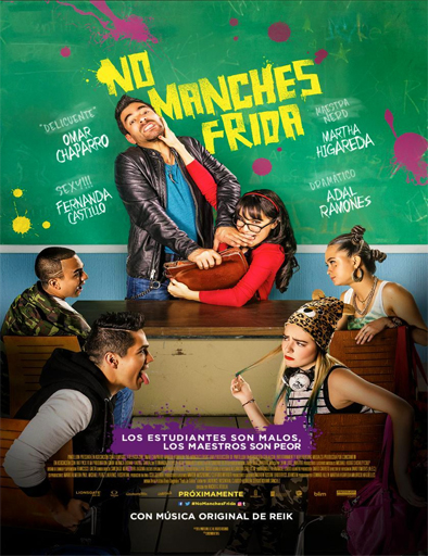 Ver No manches Frida (2016) Online
