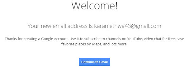 Google Gmail Par Email Account (ID) Kaise Banaye - How To Make Gmail Account