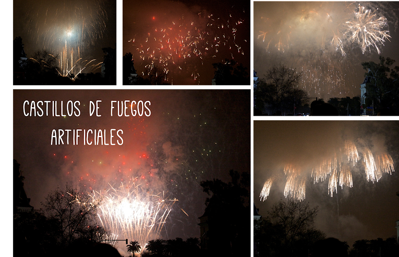 Castillo fuegos artificiales Fallas 2010