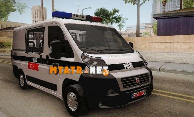MTA SA Fiat Ducato Polis