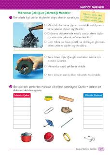 5. Sınıf İngilizce Ders Kitabı Cevapları Özgün Sayfa 59