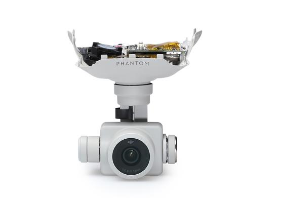 Phantom 4 Pro - Gimbal Camera