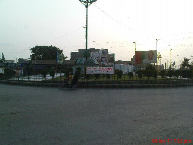 Only Karachi: Orangi Town Youm-E-Sog Latest Pic