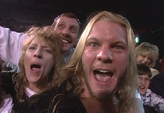 WCW HALLOWEEN HAVOC 96 REVIEW: WCW Babyface Chris Jericho ready to face Syxx