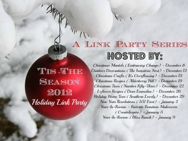 A Holiday Linky Party Is Coming Your Way!