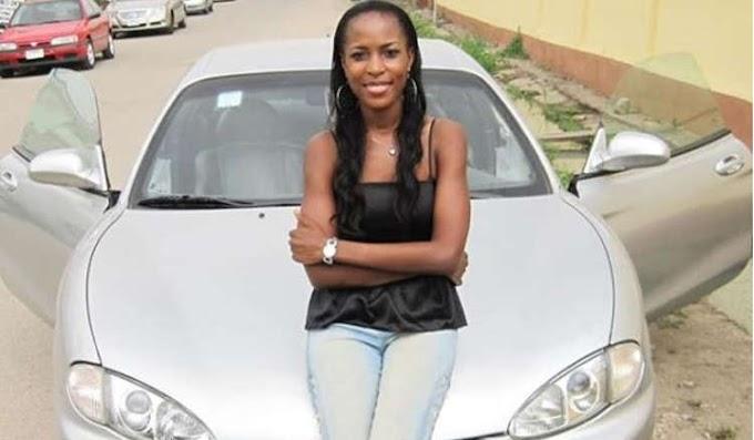 Linda Ikeji Nigeria blogger tells us How she  Raised Money For her  First Car – Linda Ikeji