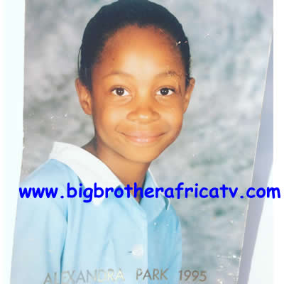 Pokello Nare Shares Her Childhood Photos