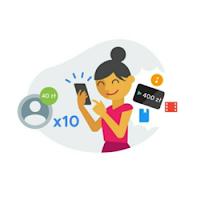 Program poleceń Google Pay - po 40 zł dla polecającego i polecanego do wykorzystania w Google Play