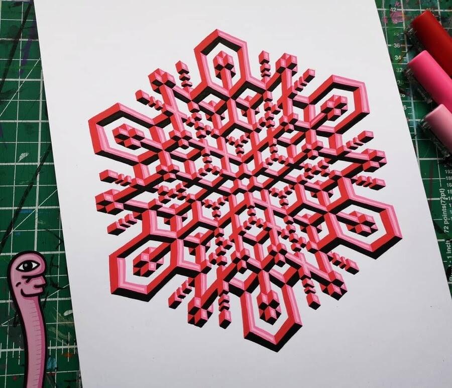 04-Hyper-Flake-Worm-www-designstack-co
