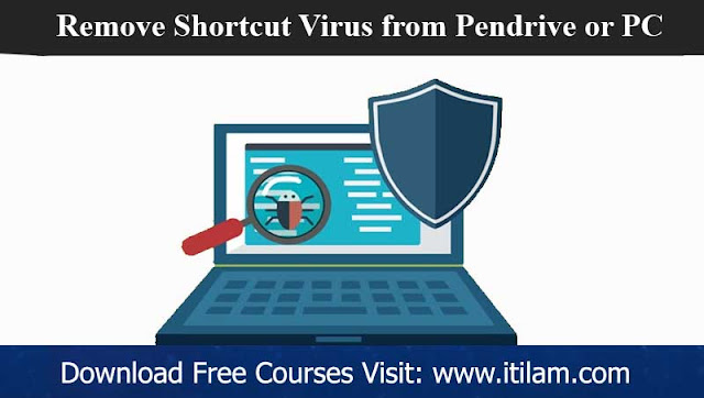 How to remove usb virus using cmd  How to remove usb virus shortcut  How to remove usb virus from pc