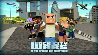 Block City Wars v6.4.1 Mod Apk + Data ( Unlimited Gold ) Terbaru