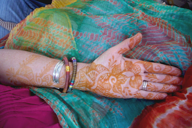 Mehndi Design for hand images