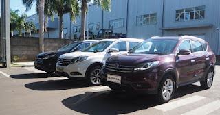 DFSK Glory, Terobosan Terbaru Mobil SUV