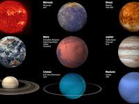Planet-Planet Di Tata Surya