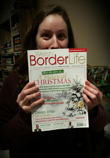 Alice Draws The Line :: Alice Savery Illustrator, Welsh Border Life Magazine