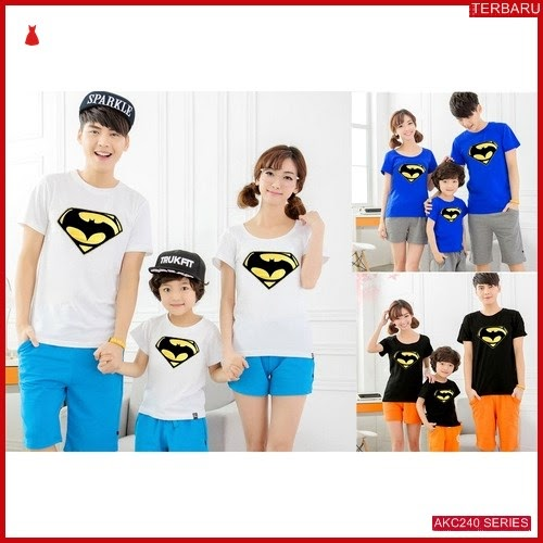 AKC240K149 Kaos Couple Baju Anak 240K149 Keluarga Family BMGShop