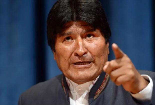 "Universidades oficialistas otorgan doctorado ""Honoris Causa"" a Evo Morales"