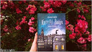 "179. ""Kroniki Jaaru. Księga luster"" Adam Faber"