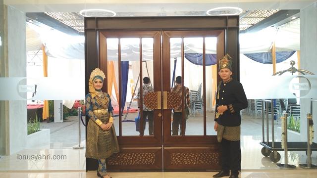 Nuansa Berbeda di Kyriad Muraya Hotel Aceh