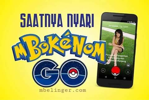Meme Pokemon Go.
