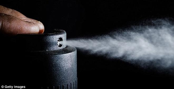 lăn khử mùi chứa chất gây ung thư