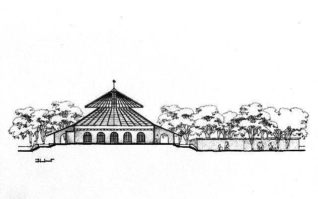 konsep masjid said naum