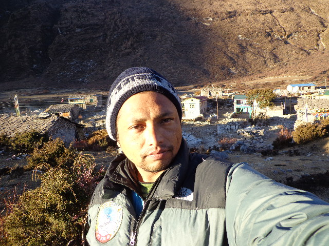 Local Guide of the Manaslu trek Guide, Experience since 2008