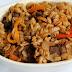 Easy Fajita Orzo Meal