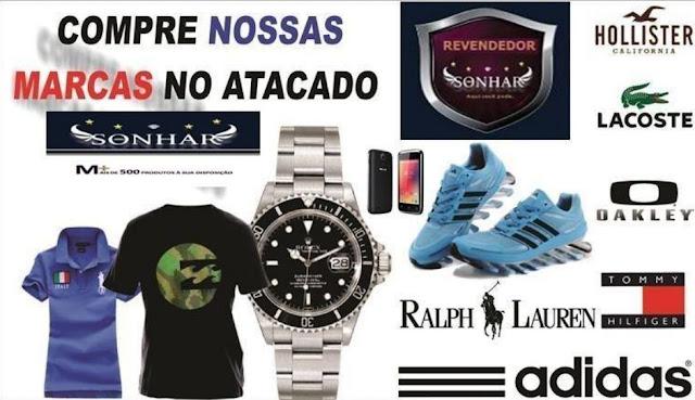 Compra e Venda de Roupas por Atacado com 300% Lucro