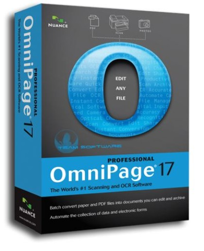 Nuance omnipage professional 17 cheap price
