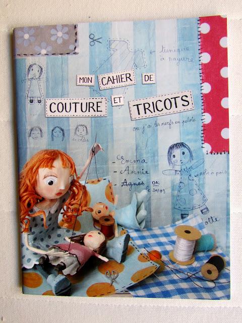 Cuaderno de tricot