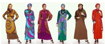 Koleksi Baju Muslim untuk Wanita yang Cantik dan Sesuai Syariat Islam