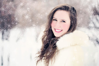 Beautiful Smiling Woman in the snow.jpeg