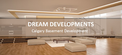 basement development service in Calgary