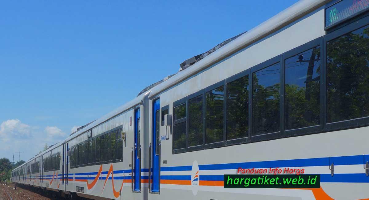 Harga Tiket Kereta Api Harga Tiket Kereta Api Info Jadwal Kai