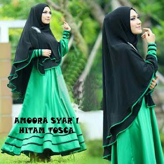 Jual Pakaian Wanita Islami Syar'i Panjang