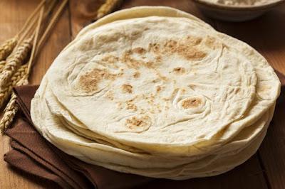 como hacer tortillas de harina