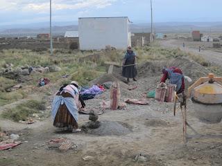 Mano a Mano Dedicates its 120th Clinic in Chunavi, Bolivia
